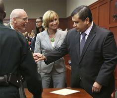 Zimmerman Found Not Guilty