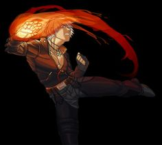 K' from King Of Fighters Art Of Fighting, Fighting Games, K Dash, King Of Fighters, Street Fighter, Guys And Girls, Fan Art, Artist, Anime