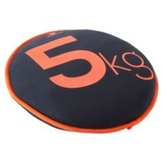 SAND DISC DUMBELL 5KG