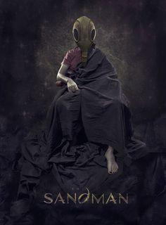 Sandman Poster by taylorsloan, via Flickr
