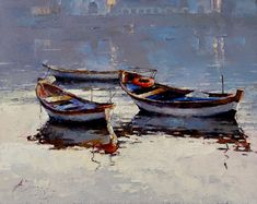 Zaitsev Alexi n The Artworks n Morning in the Istanbul Port
