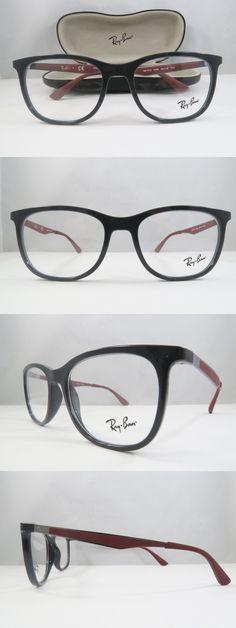 16f3e5d46a8e5 Eyeglass Frames  Ray-Ban Rb 7078 5598 Grey Gunmetal New Authentic Eyeglasses  53Mm W