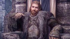Ulfric Stormcloak Eso Skyrim, Vampire Hunter, Oblivion, Elder Scrolls, Funny Things, Vikings, Legends, Gaming, Meme