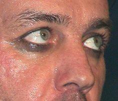 Till lindemann eyes