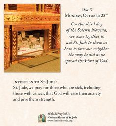 October Solemn Novena to St. Jude for All Souls - The National Shrine of Saint Jude Prayer For You, Pray For Us, St Jude Novena, Light Of Christ, Novena Prayers, All Souls Day, Show Me The Way, Prayers For Healing, Life Challenges