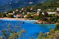 Golden Beach Insula Thassos