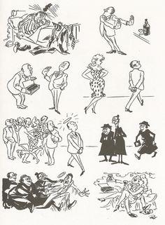 H. Bidstrup comics