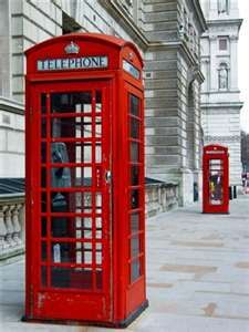 Most phone booths have disappeared