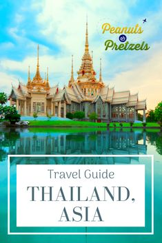 Backpacking Thailand - Where to Go, What to See & On a Budget - - This backpacking Thailand route will show you where to go but also all the tips to travel around safely and on a budget; with how to get between locations. Thailand Travel Guide, Visit Thailand, Backpacking Thailand, Travel Route, Asia Travel, Road Trip Planner, Koh Tao, Where To Go, Cool Places To Visit