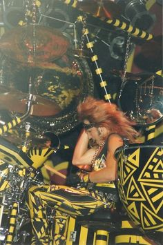 Robert Sweet of Metal band Stryper.