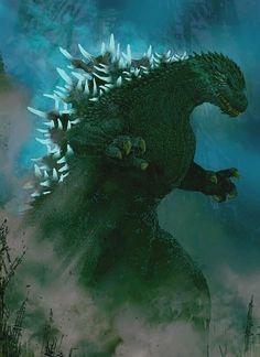 The King. Godzilla.