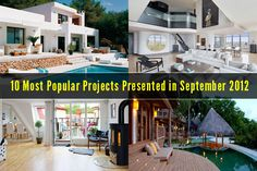 10 Most Popular Projects Presented in September 2012