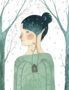 by alba domingo basora #illustration #drawing
