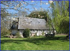 18th century cottage in Normandy.