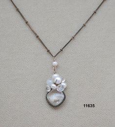 Anna Balkan/Necklace $140