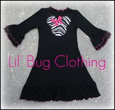 1992e8a7228 Custom Boutique Minnie Mouse Pink Lettuce Edge by LilBugsClothing