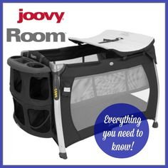 Joovy Room Playard - Must have item for baby!