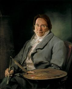 Vicente Lopez Portrait of Francisco Goya, Francisco Goya, Spanish Painters, Spanish Artists, Famous Artists, Great Artists, Goya Paintings, Art Espagnole, Old Master, Paul Gauguin