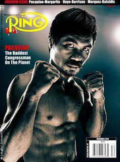 Manny Pacquiao. #Boxing #Sports