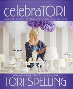 Book Review: celebraTORI by Tori Spelling
