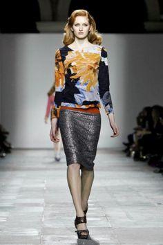 mesmerising prints Michael van der Ham, London Fashion Week