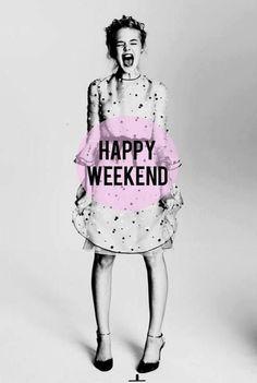 Eindelijk... #weekend!