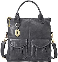 #iOWNthis    Fossil Handbag -- I bought this from Macy's today... I think I love it!