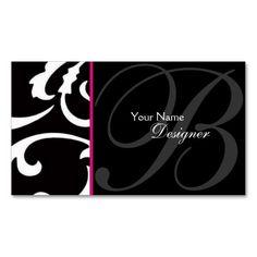 Stylish Designer Business Card