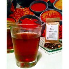 Té rojo Pakistaní de www.soloinfusiones.com (Foto de Pilarica Maja)