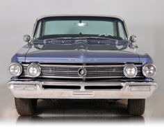 1962 Buick Electra 225 - Factory 401 and 2 speed Turbine Drive Automatic (shortly before GM switched over to 3 speed Turbo Hydramatics)