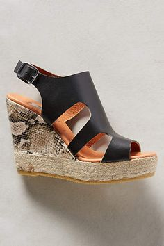 Maypol Copola Wedges - anthropologie.com