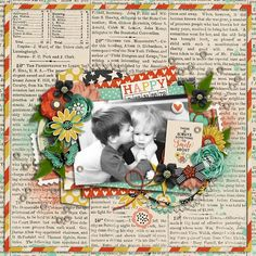 happy moment by lingovise using Choose Happy by Digilicious Designs + Tickled Pink Studio