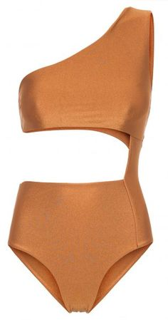 HAIGHT MAIO MONICA - MARROM - Maio Monica, Haight. O maio marrom- e confeccionado em -malha creponada - metalizada. A peca possui decote um ombro so , recorte vazado na cintura , forro em malha de poliamida e acabamento em elastico. - Lavar a mao SKU:-01020030COBRE Composicao: 96% Poliester 4% Elastano / Forro: 84% Poliamida 16%