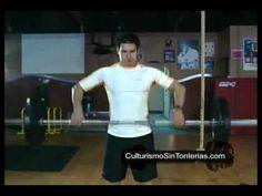 Cómo Desarrollar Músculo (Consejo de Culturismo) - http://dietasparabajardepesos.com/blog/como-desarrollar-musculo-consejo-de-culturismo/