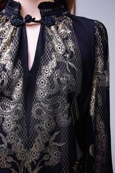 Blusa de jersey Fin de Siecle Roberto Cavalli