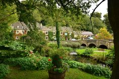 English Villages | The essence of English village beauty by roodpa on deviantART