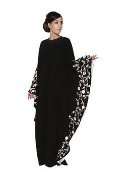 Muslimah Abaya: Akhawat Abaya - Purple Label Collection
