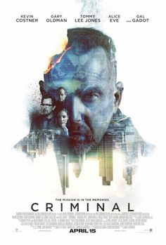 The memories and skills of a CIA agent are implanted into the brain of a dangerous criminal in order to stop an international terrorist.