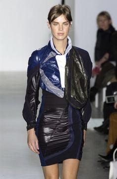 Balenciaga at New York Fall 2003