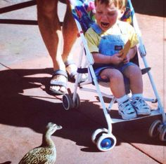 """""""He was scared of the duck"""" - Jen, Texas Cry Baby, Crying, Texas, Kids, Young Children, Boys, Children, Texas Travel, Boy Babies"""