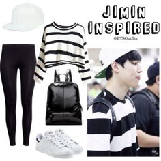 Jimin Inspired Outfit