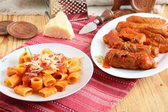 Tandoori Chicken, Pasta, Ethnic Recipes, Food, Essen, Noodles, Yemek, Ranch Pasta, Meals