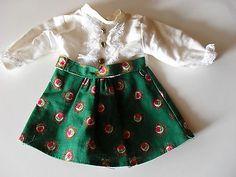 Suesse-alte-Puppenkleidung-Nr-22