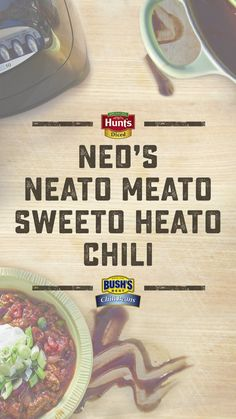 Ned loves to tailgate. Every week he busts out our vine ripened tomatoes, #BushsBeans slow simmered chili beans, his secret ingredient and the big pot for his chili fanatics. Because Ned believes that flavor fuels the fire on the field. Let's GOOOO get this recipe on chilipride.com. #ChiliPride