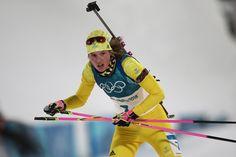 Day Biathlon Women's Pursuit - Hanna Oeberg of Sweden Sweden, Female, Biathlon