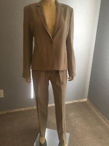 Jones NewYork Suit Beige Pants 4 Jacket Blazer 6 Wear To Work    eBay