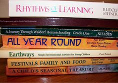 Waldorf Homeschooling resources - i'd really like to get some of these :)