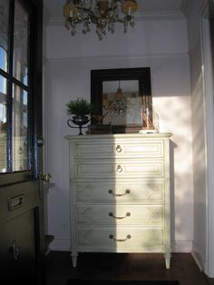 Tallboy Dresser  Annie Sloan Chalk Paint  Versailles