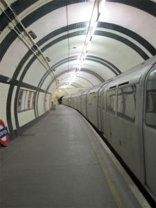MAKING THE MARROW - VINTAGE VENTURES - A trip to Aldwych Station  (One of the best days of my life!)