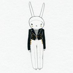 Fifi Lapin: The world's most stylish bunny.